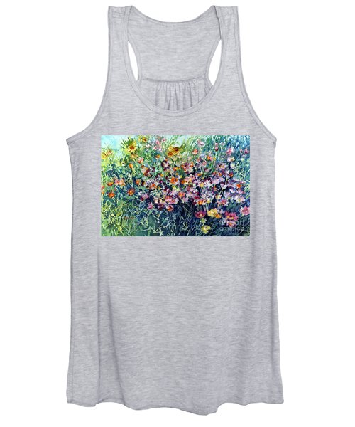Breeze And Daydream Women's Tank Top