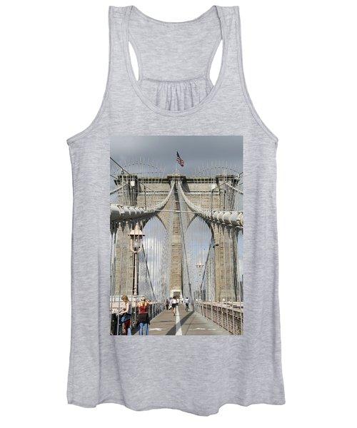 Brooklyn Bridge Women's Tank Top