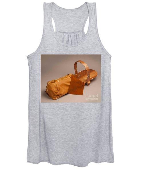 Buckskin Cradleboard Women's Tank Top