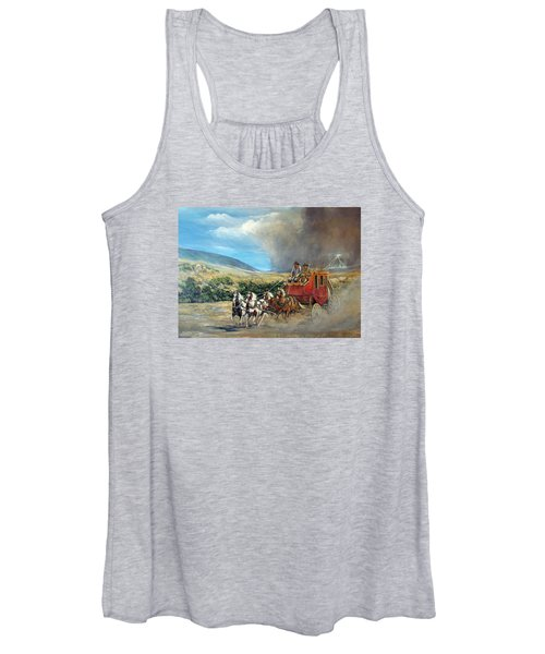 Business As Usual Women's Tank Top
