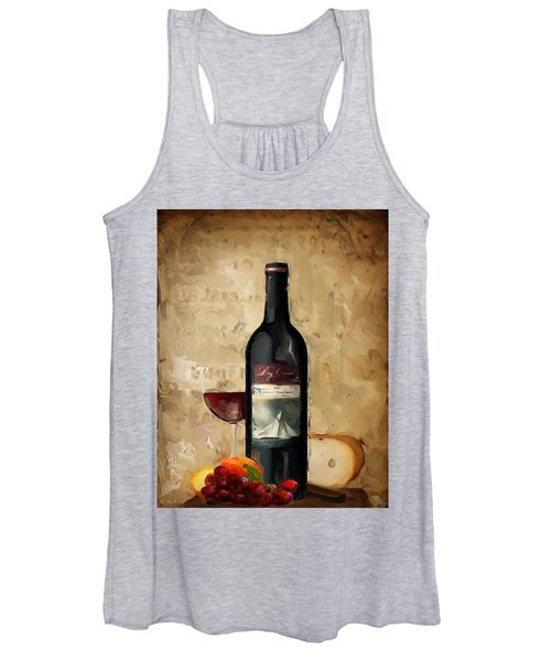 Cabernet Iv Women's Tank Top