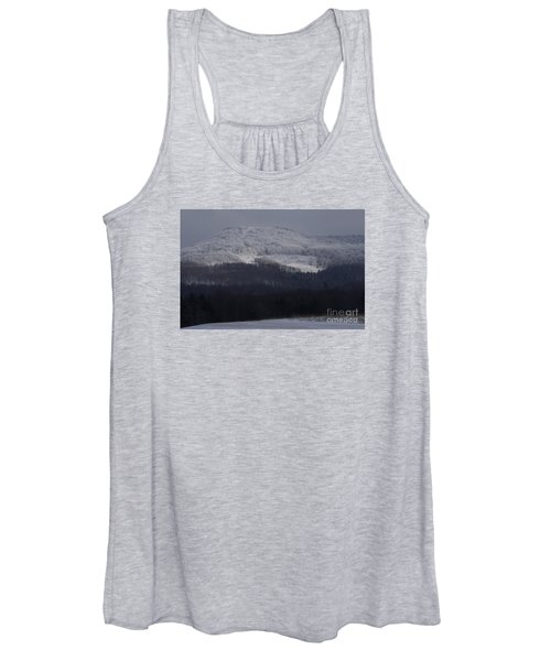 Cabin Mountain Women's Tank Top