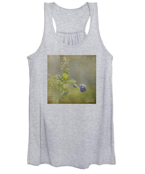 California Lilac Women's Tank Top