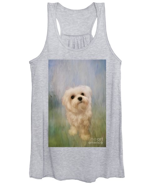 Can We Play Now Women's Tank Top