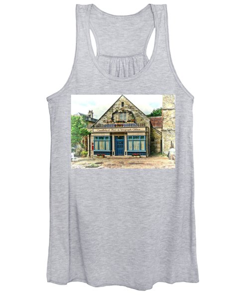 Candleford Post Office Women's Tank Top