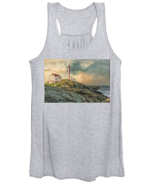 Cape Forchu  Women's Tank Top