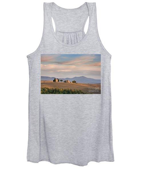 Shades Of Tuscany Women's Tank Top