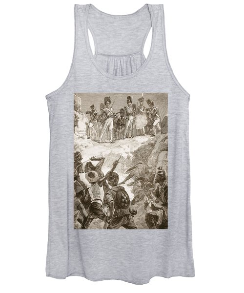 Carmichaels Followers Fired Women's Tank Top