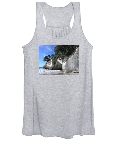 Cathedral Cove Women's Tank Top