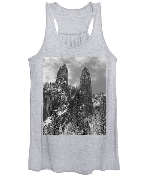Cathedral Spires Women's Tank Top
