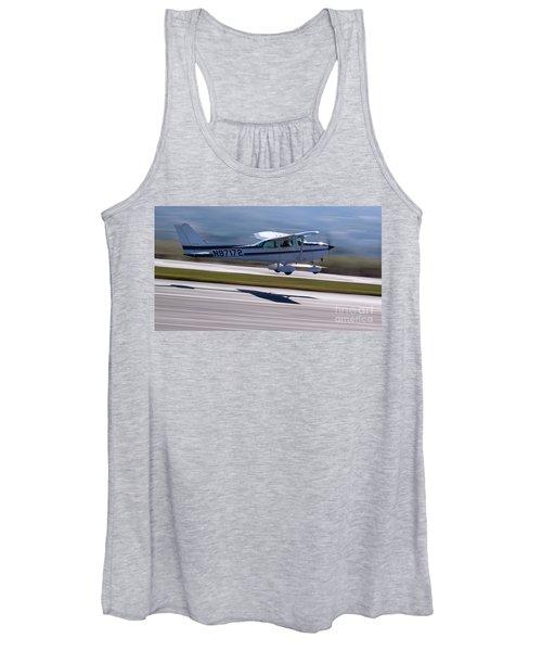 Cessna Takeoff Women's Tank Top