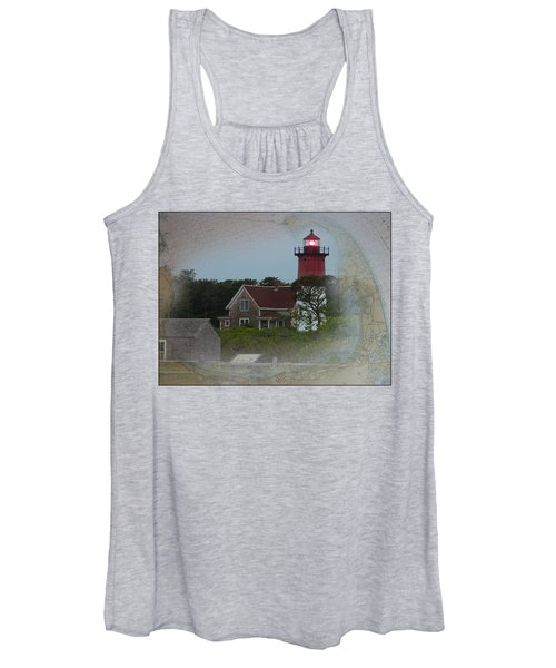 Charting Your Course Women's Tank Top