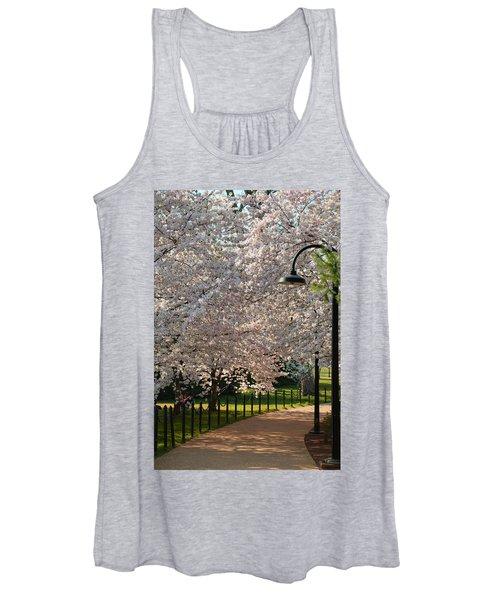 Cherry Blossoms 2013 - 060 Women's Tank Top