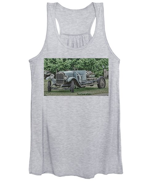 Chevy Truck By Ron Roberts Women's Tank Top
