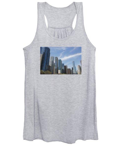 Chicago Skyscrapers Women's Tank Top