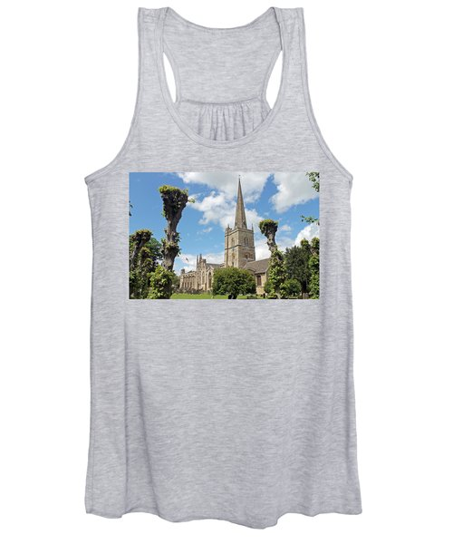Church Of St John The Baptist Women's Tank Top