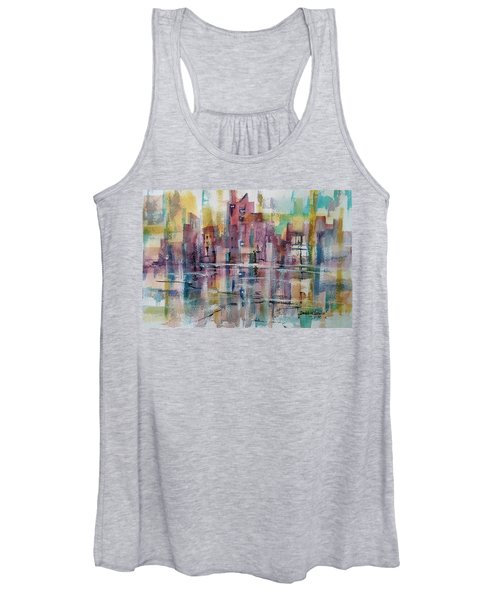 City Reflections Women's Tank Top