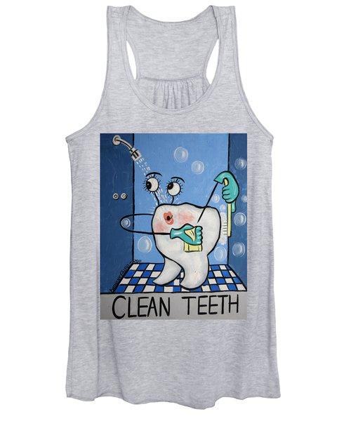 Clean Teeth Women's Tank Top