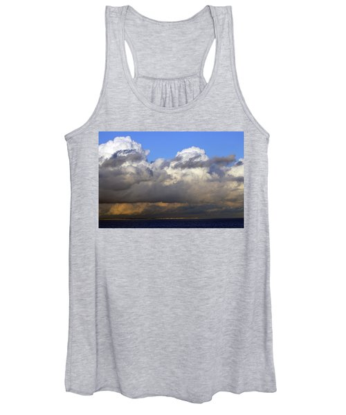 Clouds Over Portsmouth Women's Tank Top
