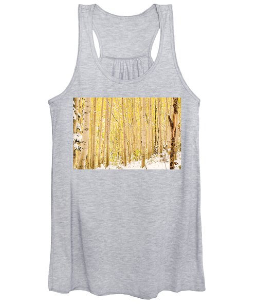 Colored Pencils Women's Tank Top