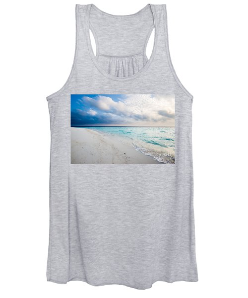 Colors Of Paradise Women's Tank Top