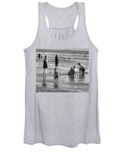 Coronado Beach Tourist Women's Tank Top