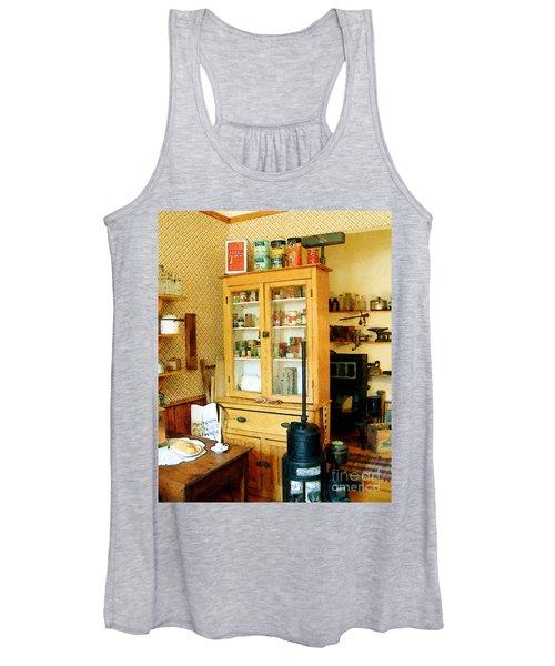 Country Kitchen Sunshine IIi Women's Tank Top