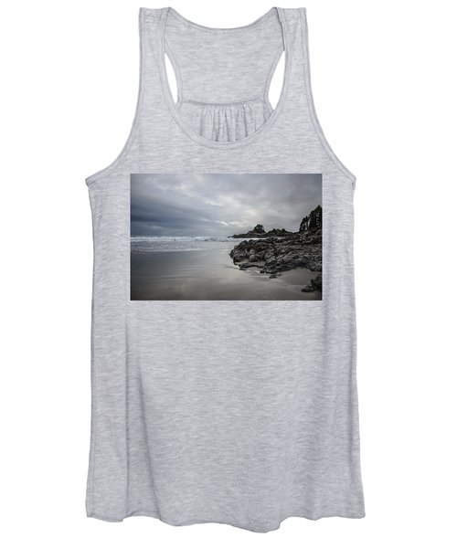 Cox Bay Afternoon  Women's Tank Top