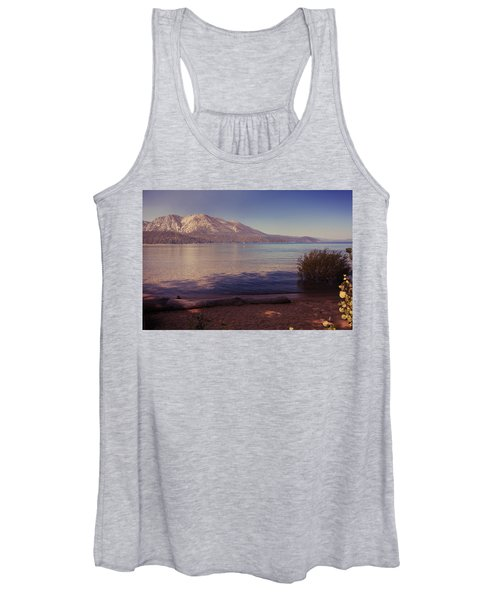 Crisp And Clear Women's Tank Top