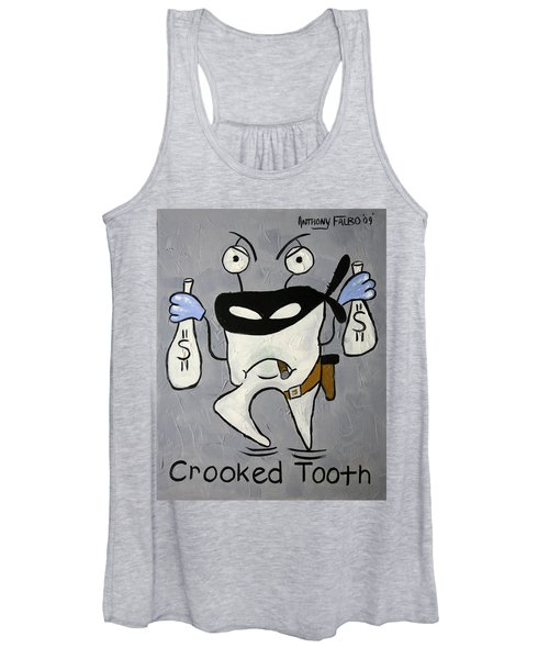 Crooked Tooth Women's Tank Top