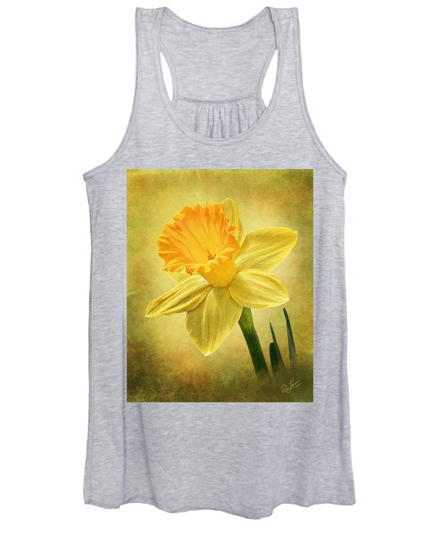 Daffodil Women's Tank Top