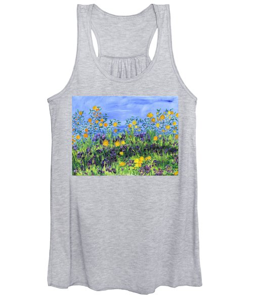 Daisy Days Women's Tank Top