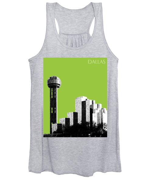 Dallas Reunion Tower Women's Tank Top