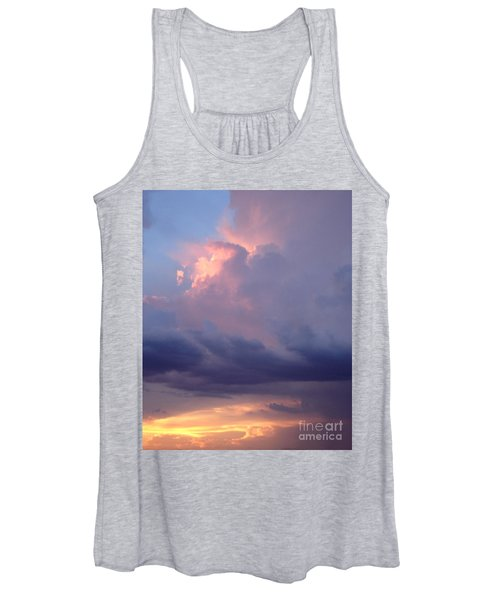 Desert Rainstorm 6 Women's Tank Top