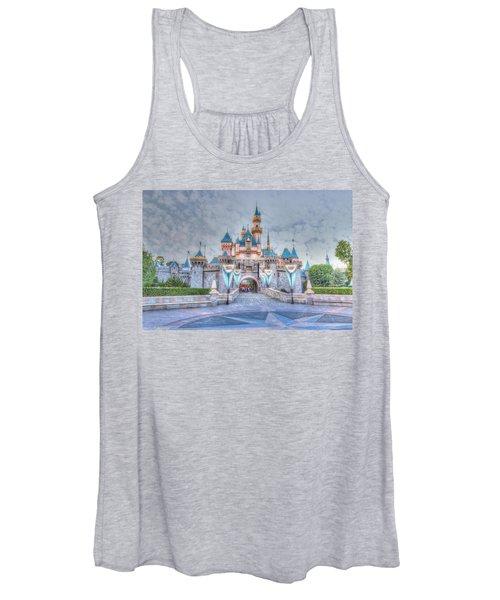 Disney Magic Women's Tank Top