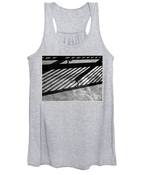 Don't Fence Me In Women's Tank Top