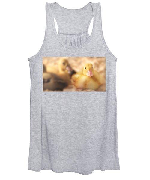 Duckling Women's Tank Top