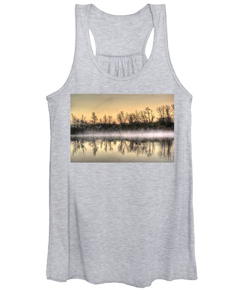 Early Morning Mist Women's Tank Top