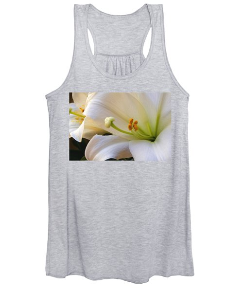 Easter Lily Women's Tank Top