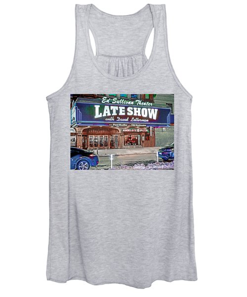 Ed Sullivan Theater Women's Tank Top