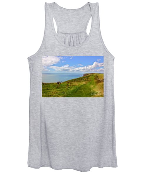 Edge Of The World Women's Tank Top