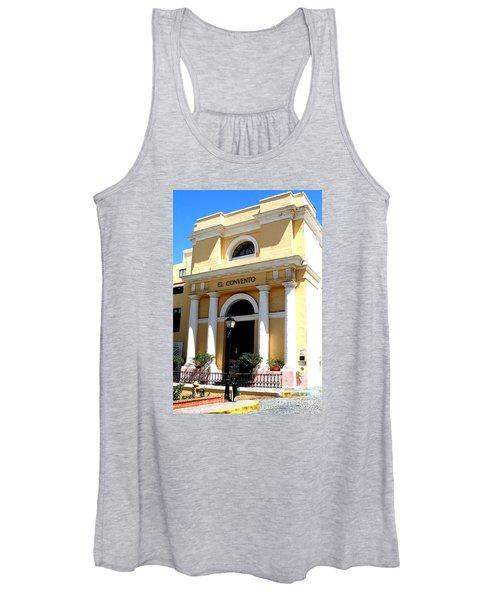El Convento Hotel Women's Tank Top