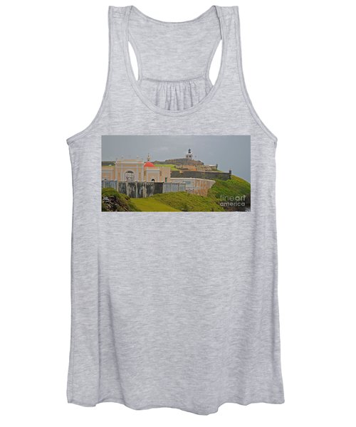 Scenic El Morro Women's Tank Top