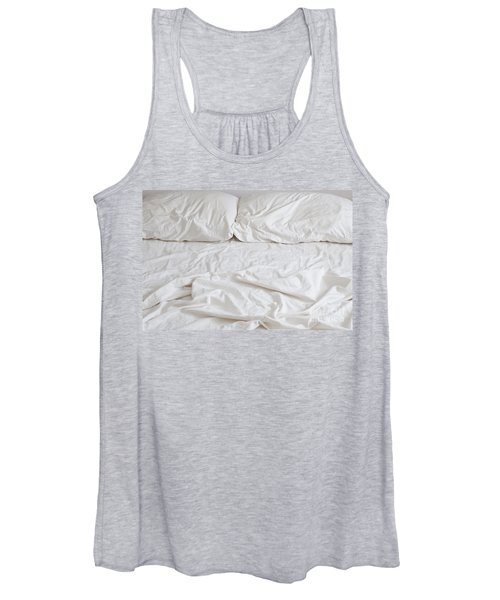Empty Bed Women's Tank Top