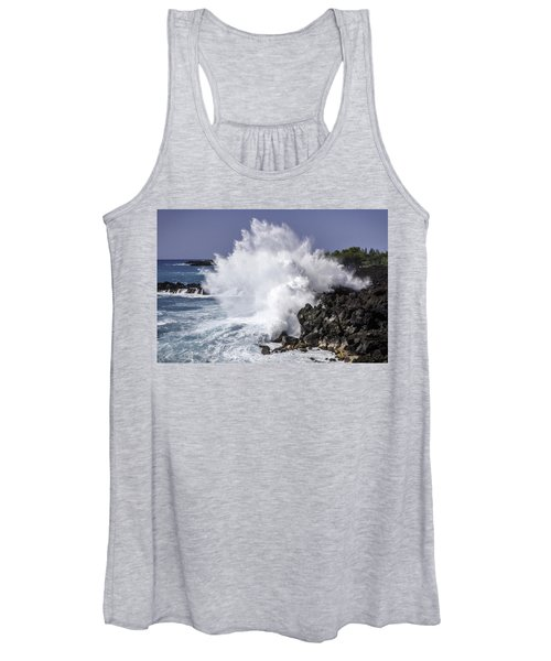 End Of The World Explosion Women's Tank Top