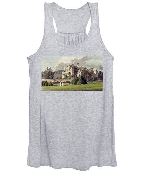 Endsleigh, From Ackermanns Repository Women's Tank Top