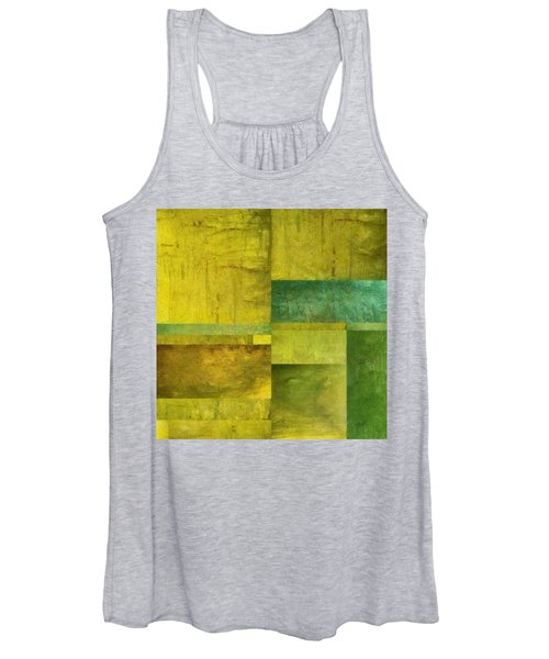 Essence Of Green Women's Tank Top