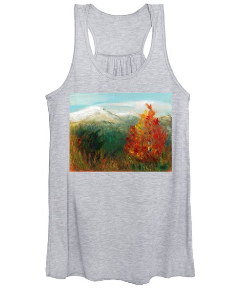 Fall Day Too Women's Tank Top