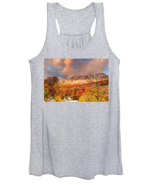 Fall On Display Women's Tank Top