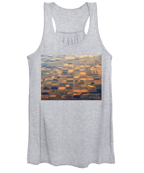 Farming In The Sky 2 Women's Tank Top